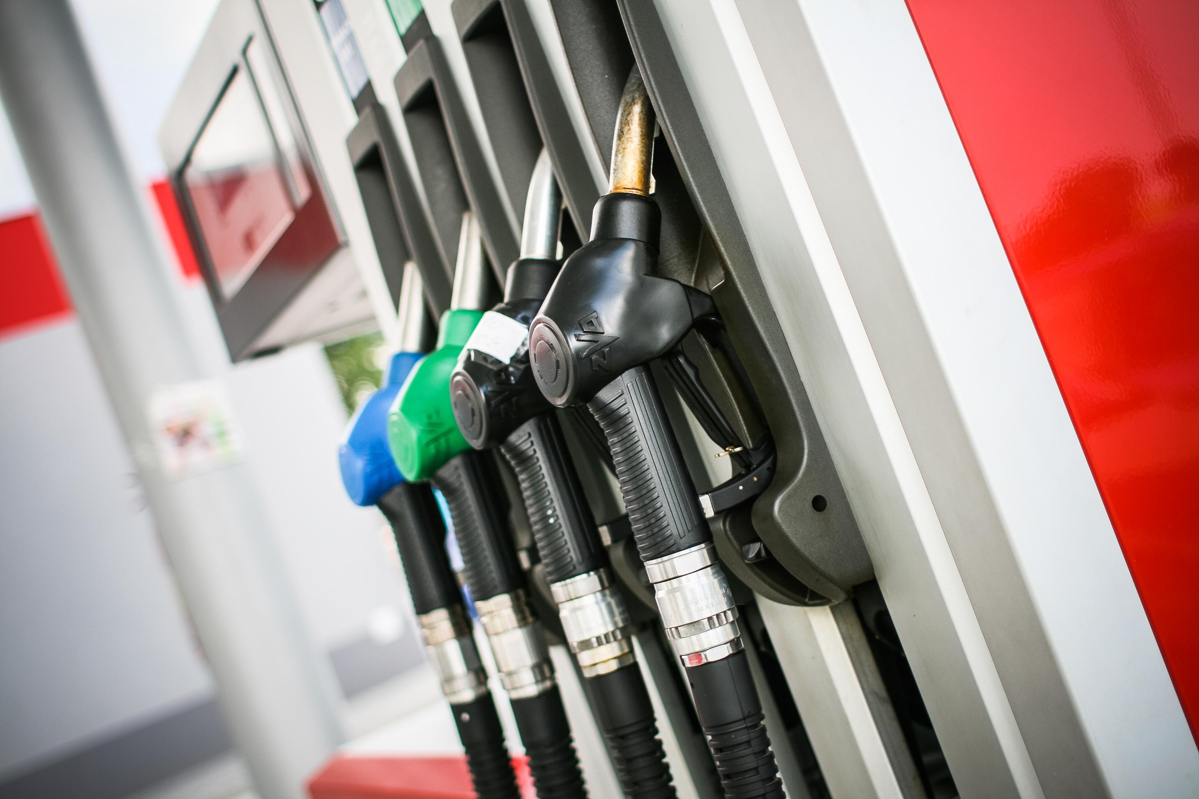 TVA sur l'essence, le gazole, le GLP